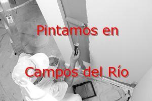 Pintor Murcia Campos del Río