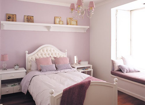Pintura en dormitorios infantiles murcia